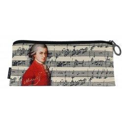 Pencil bag Mozart