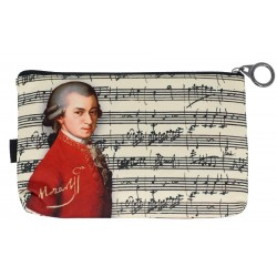 Cosmetics bag Mozart