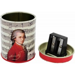 Round Double Sharpener Mozart