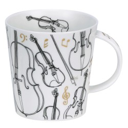 Dunoon Mug Cairngorm Encore Strings