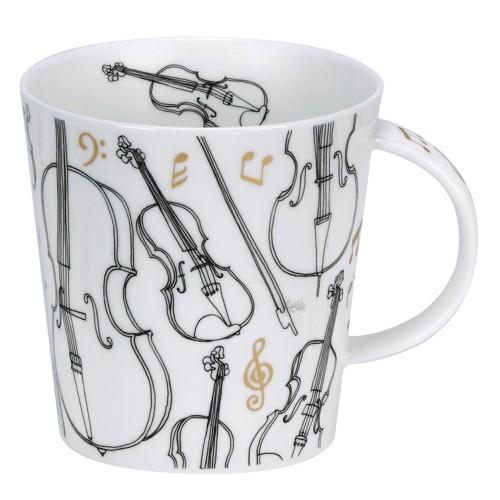 Dunoon Mug Cairngorm Encore Strings