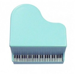 Piano Pencil Sharpener Blue
