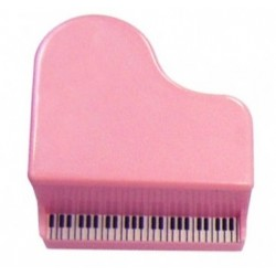 Piano Pencil Sharpener Pink