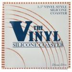 Coaster vinyl records set of 4 pieces