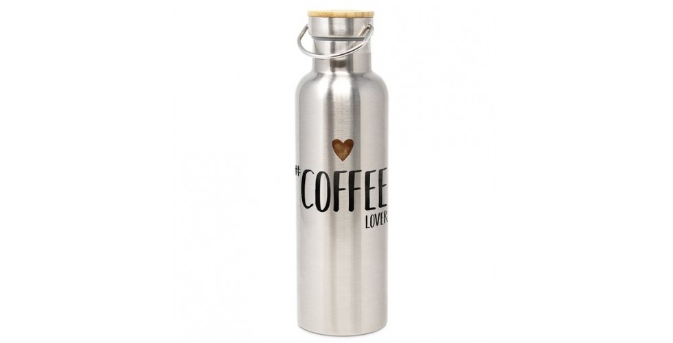 Stainless Steel Bottle Coffee Lover