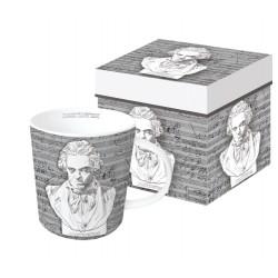 Trend mug gift box Beethoven 0.35l