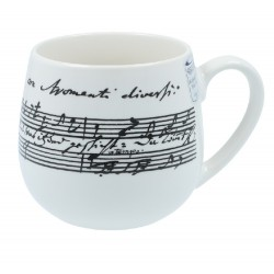 Cantata cuddly porcelain mug