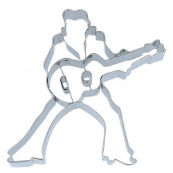 Rockstar Cookie cutter