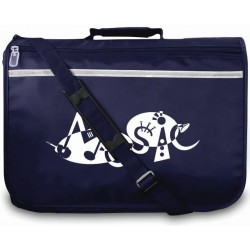 Mapac Music Bag Excel Music Word (Navy)