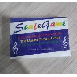 Scalegame Card game