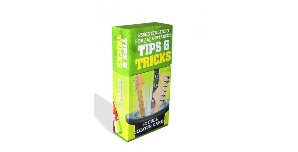 Tips & Tricks Gtr 52 Col Flashcards