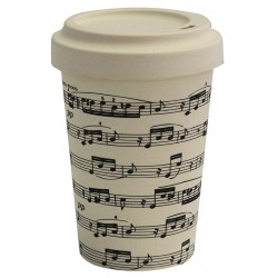 Eco Travel Arpeggio Coffee Mug Bamboo