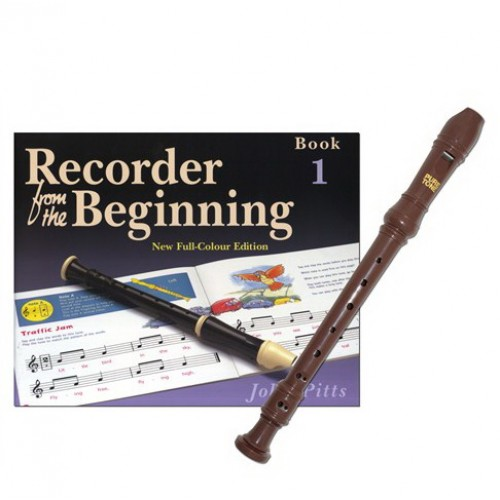Recorder From The Beginning - Pupil's Book 1 (Book/Instrument)