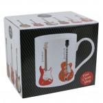 Guitars Boxed Mug