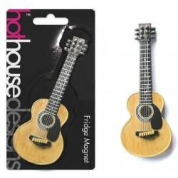 Fridge Magnet Acoustic Guitar