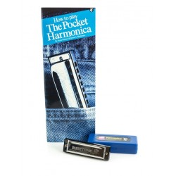 How To Play The Pocket Harmonica HOHNER