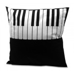 Pillow Keyboard 40 x 40 cm Vienna World