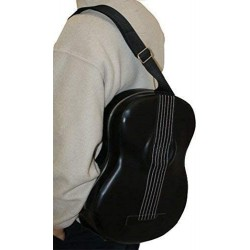 Acoustic Style Shoulder Bag + Speaker (black)