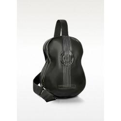 Acoustic Style Shoulder Bag Guitar w/MP3 Speaker Connection