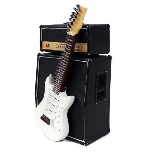 Money Box Amp & Guitar Strat