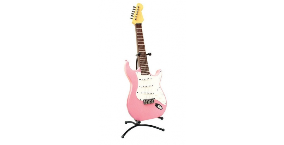 Money Box Electric Guitar Pink