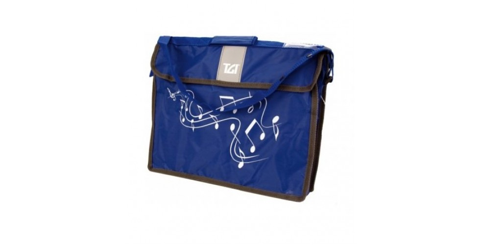 Music Bag Carrier Navy Blue