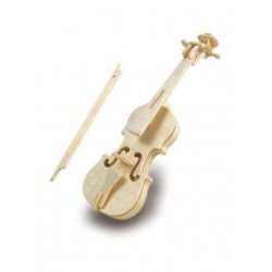Quay Woodcraft Construction Kit Violin