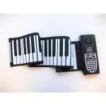 Pure Tone Roll-Up Piano: Multi-Function Electronic Keyboard