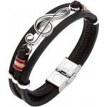 Treble Clef St.steel Bracelet