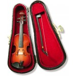 Miniature Violin in box Vienna World
