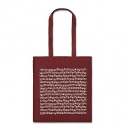 Tote bag sheet Music Bordeaux long handle Vienna World