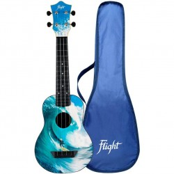 TUS25 ABS Travel Ukulele Surf