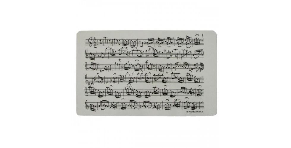 Cutting board Sheet Music Vienna World