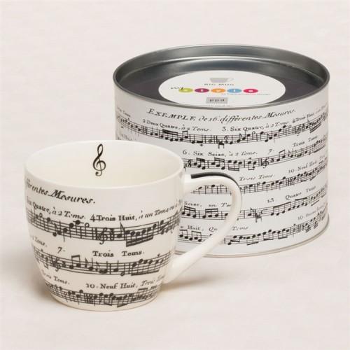Adagio large Mug Gift Boxed