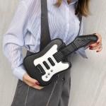 Guitar Women Shoulder Bag