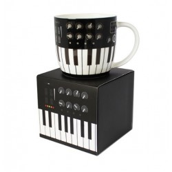 Rock Club Boxed Mug Synthesizer
