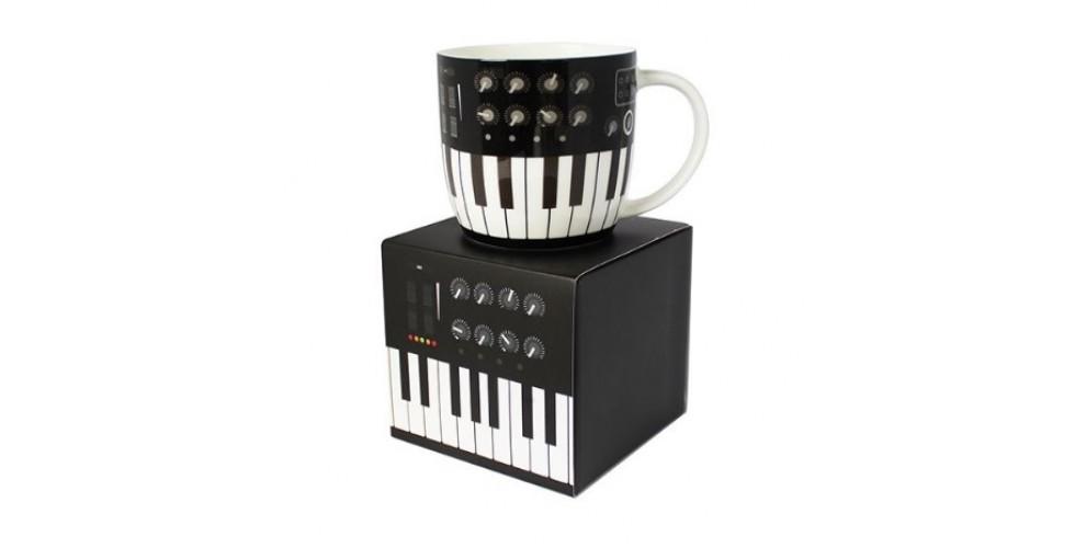 Rock Club Boxed Mug Synthesizer