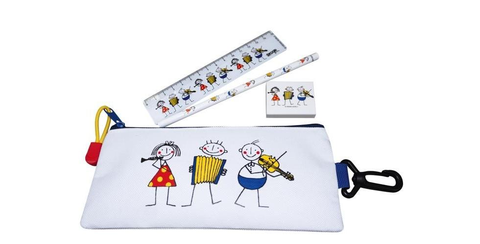 Pencil case Little Phils Vienna World
