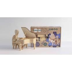 Timberkits Pianist Kit