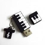 8GB Mini PIANO USB Flash Drive