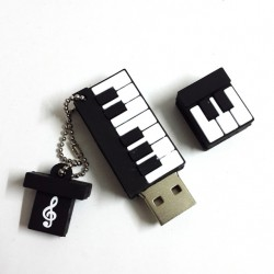 8GB Mini PIANO USB Flash Drive