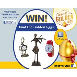 FACEBOOK GAME «Find the Golden Eggs»