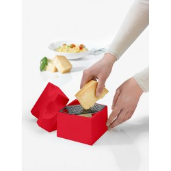 CHEESE Storage Box & Grater Koziol