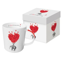 Trend mug gift box love carries all 0,35l
