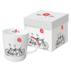 Trend mug gift box You and Me 0,35l