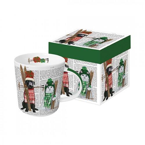 William & Kate Gift Boxed Mug 0,35l