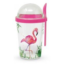 Cereals 2 go Tropical Flamingo