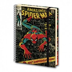 Marvel A4 Notebook SPIDER MAN