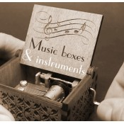 Music Boxes & Instruments (2)