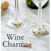 Wine Glass Charms (16)